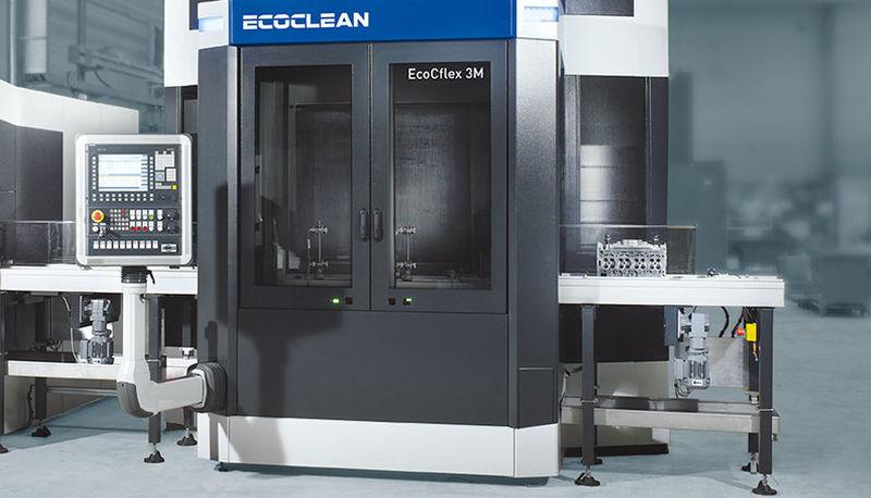 EcoCflex 3 机型—在最大的柔性和经济性前提下实现最高的清洁质量