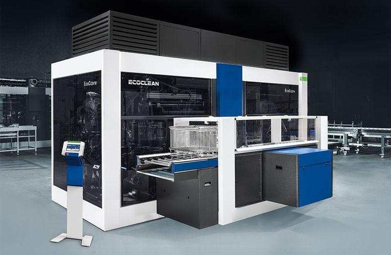 EcoCcore机型 - 溶剂清洗领域的新维度